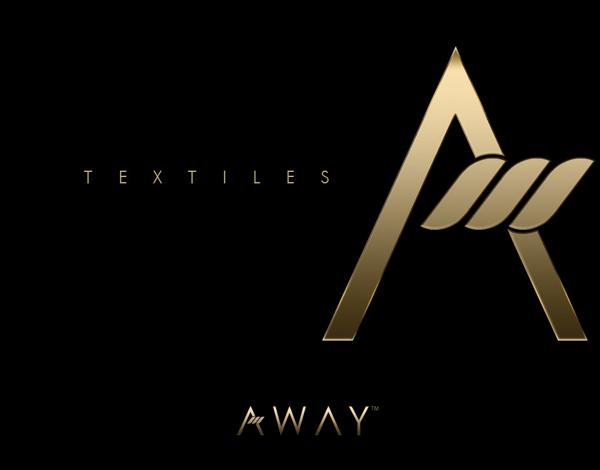 identidad marca away textiles