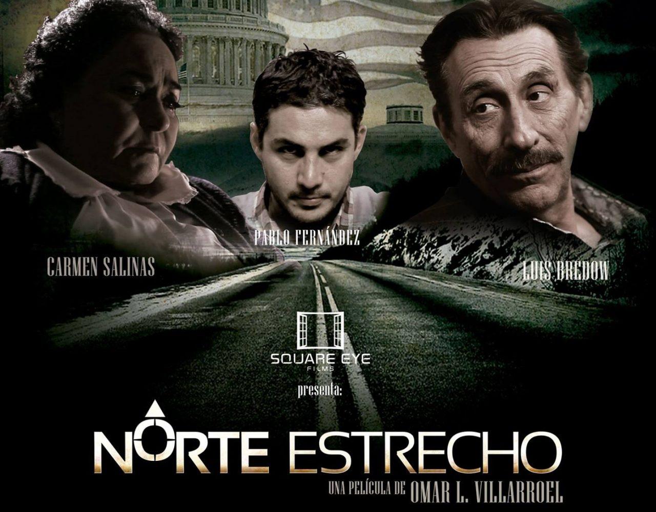 diseño-poster película Norte Estrecho